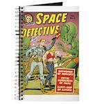 Space Detective 2 Crime Scene NoteBook