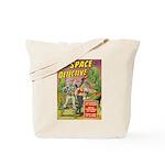 Space Detective 2 Tote Bag