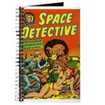 Space Detective 3 Crime Scene NoteBook