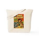 Space Detective 3 Tote Bag