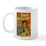 Space Detective 3 Mug