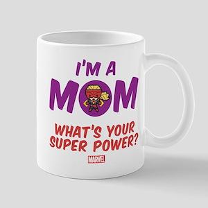 Marvel Mom Captain Marvel Mug