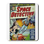 Space Detective 4 Mousepad