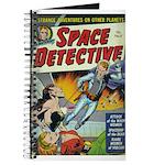 Space Detective 4 Crime Scene NoteBook