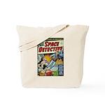 Space Detective 4 Tote Bag