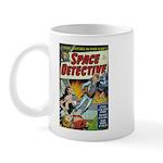 Space Detective 4 Mug