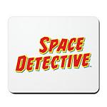 Space Detective LogoWear Mousepad