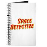 Space Detective LogoWear Crime Scene NoteBook