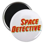 Space Detective LogoWear Magnet