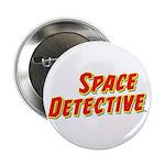 Space Detective LogoWear Button