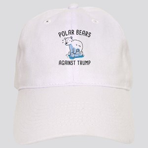 Polar Bears Against Trump Cap