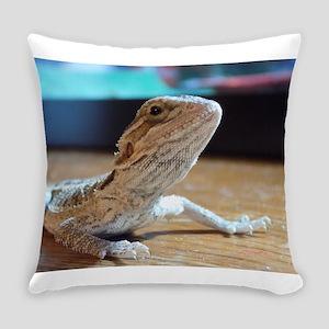 My Little Beardie Everyday Pillow