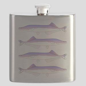 Cornish Jack Fish Flask