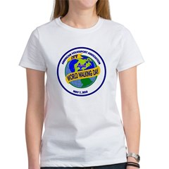 World Walking Day T-Shirt