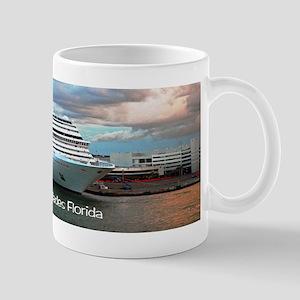 Port Everglades Mug