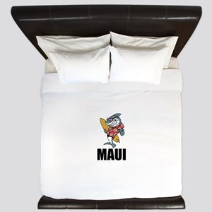 Maui King Duvet