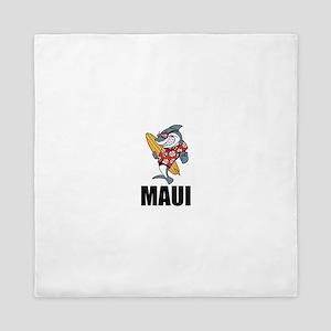 Maui Queen Duvet