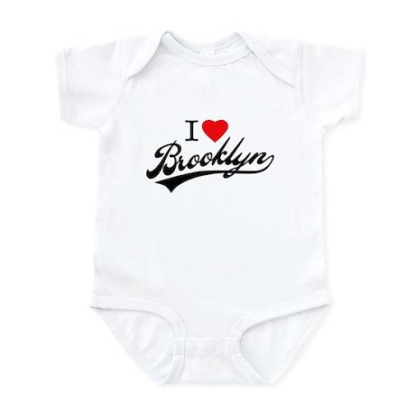 I LOVE BKLYN Infant Bodysuit