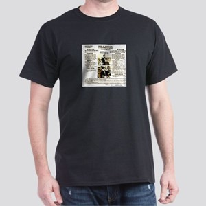 Bonnie and Clyde Dark T-Shirt