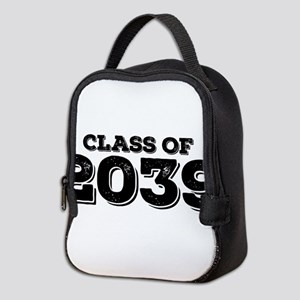 Class of 2039 Neoprene Lunch Bag