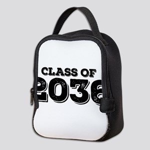 Class of 2036 Neoprene Lunch Bag