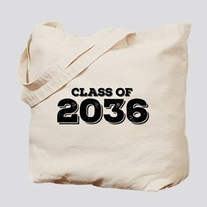 Class of 2036 Tote Bag