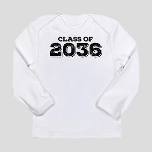 Class of 2036 Long Sleeve T-Shirt