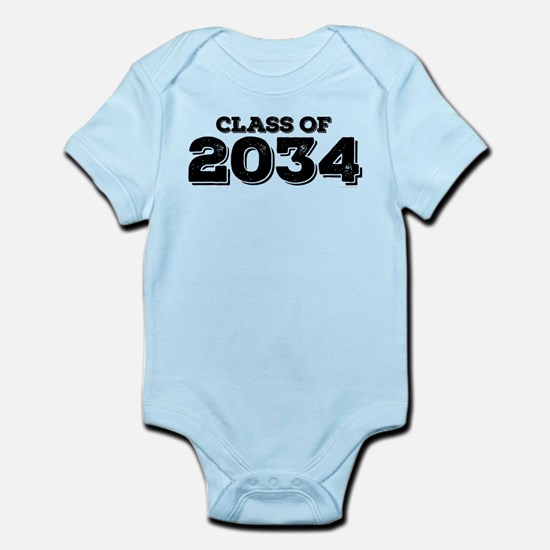 Class of 2034 Body Suit