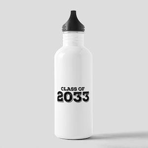 Class of 2033 Water Bottle