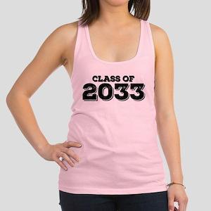 Class of 2033 Racerback Tank Top