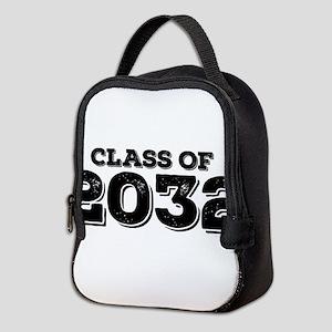 Class of 2032 Neoprene Lunch Bag