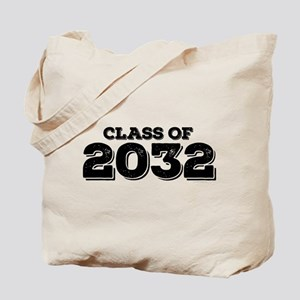 Class of 2032 Tote Bag