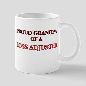 Proud Grandpa of a Loss Adjuster Mugs