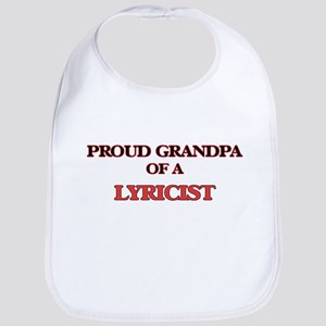 Proud Grandpa of a Lyricist Bib