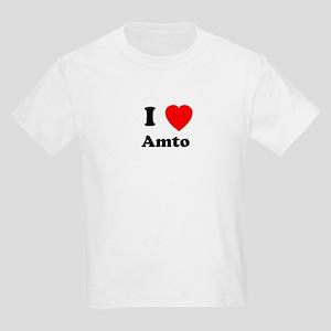 I heart Amto Kids Light T-Shirt