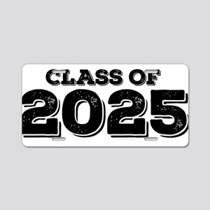 Class of 2025 Aluminum License Plate