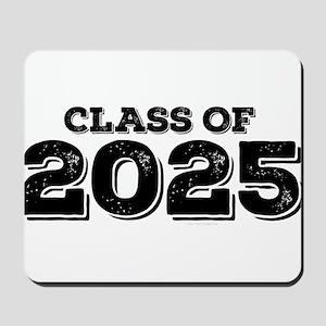 Class of 2025 Mousepad