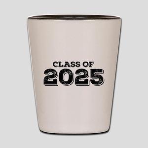 Class of 2025 Shot Glass