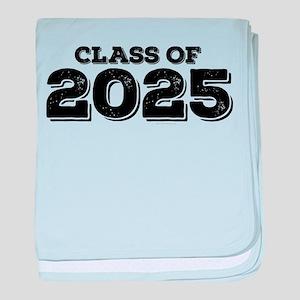 Class of 2025 baby blanket