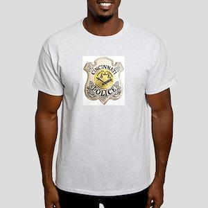 Cincinnati Police Light T-Shirt