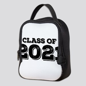 Class of 2021 Neoprene Lunch Bag