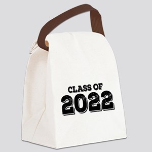 Class of 2022 Canvas Lunch Bag