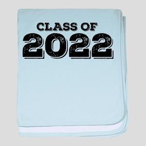 Class of 2022 baby blanket