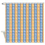 Ashanti Tribal Shower Curtain
