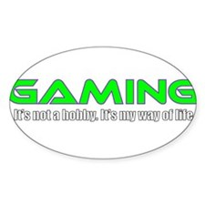Gaming Is Life Sticker