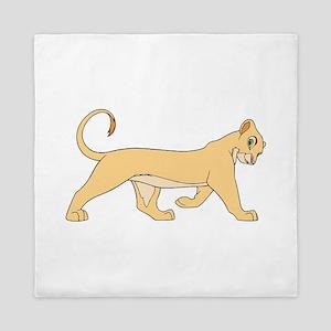 The Lion King lioness Queen Duvet