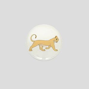 The Lion King lioness Mini Button