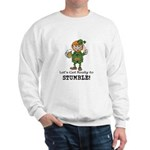 Lets Get Ready to Stumble Sweatshirt