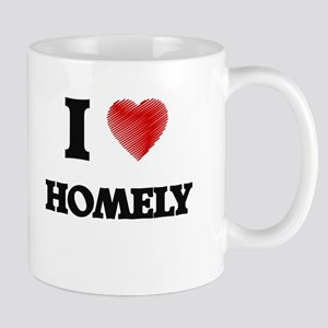 I love Homely Mugs