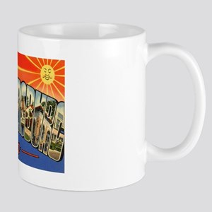 St. Petersburg Postcard Mug